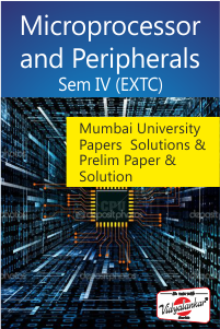 Microprocessor and Peripherals Sem IV (EXTC)