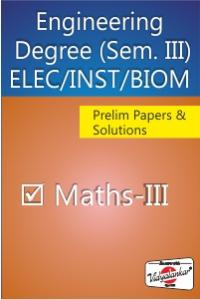 Engineeing Degree (Sem III) ELEC/INST/BIOM