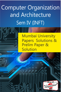Computer Organization and Architecture Sem IV (INFT)
