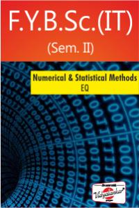 Numerical and Statistical Methods : EQ