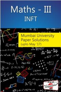 Maths-III (INFT) (MU paper solutions)