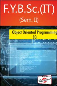 Object Oriented Programming: EQ
