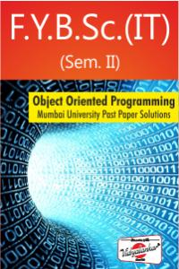 Object Oriented Programming: Mumbai University past paper solutions