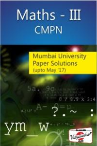 Maths - III CMPN ( MU paper solutions)