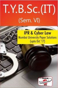IPR & Cyber Law